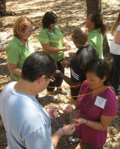Team Building Strings 2